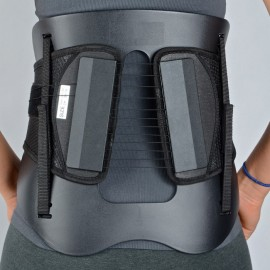 "Ottobock 8"" Low Profile Chairback Bimodular System"