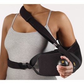 Ultra Shoulder Immobilizer with Abduction Pillow and Sling