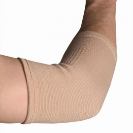 Compressive Knit Elastic Elbow Sleeve