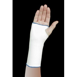 Compressive Knit Elastic Wrist Support