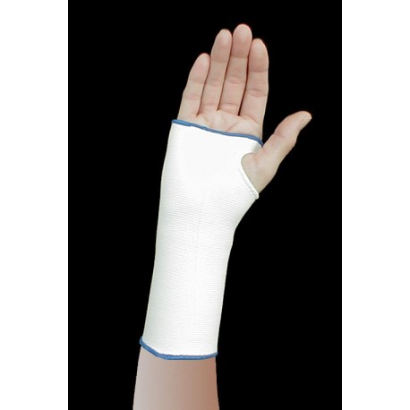 Knit Elastic Wrist Support