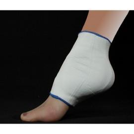 Compressive Visco-Elastic Knit Ankle