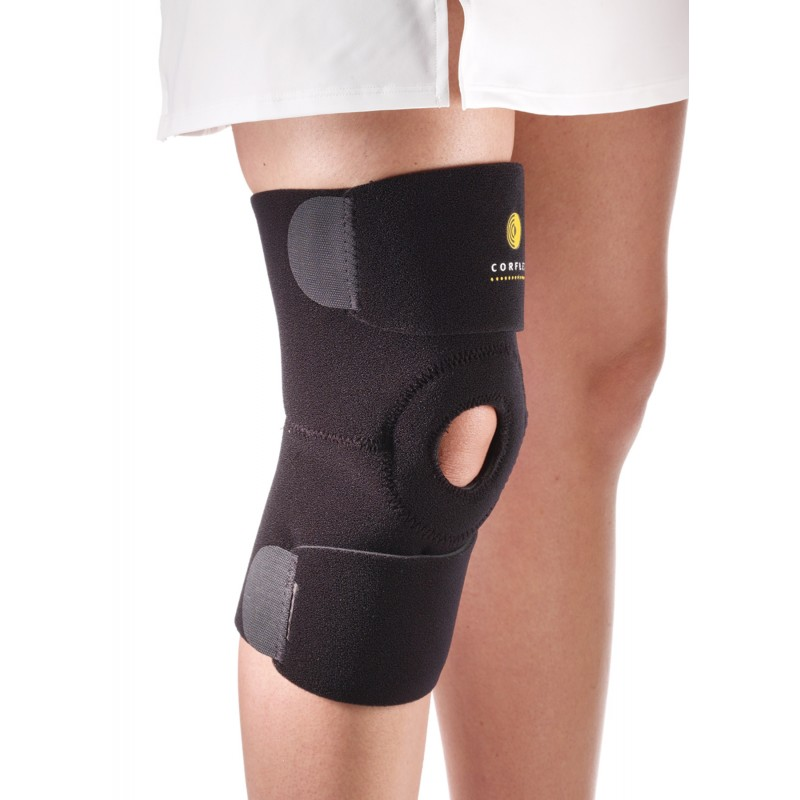 "1cf321c328 Corflex® ⅛"" Universal Knee Wrap with Stays - Advent Medical Systems"