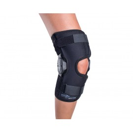 DonJoy® Deluxe Hinged Knee Wrap
