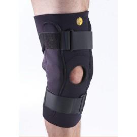 """Corflex® 13"""" Posterior Adjustable Knee Sleeve with Hinge"""