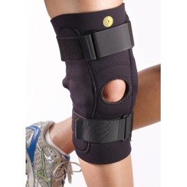 Corflex® Posterior Adjustable Knee Sleeve with Cor-Trak Buttress & Hinge