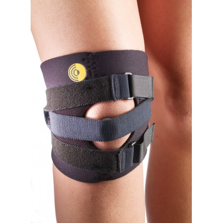 "8299c4f5ce Corflex® 6"" Knee-O-Trakker with Tilt Strap - Advent Medical Systems"