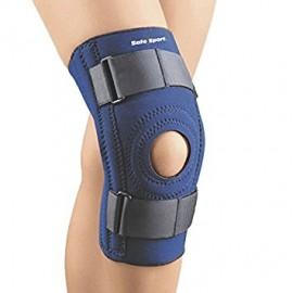 FLA Orthopedics® Safe-T-Sport® Neoprene Hinged Stabilizing Knee Brace