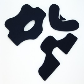 Miami J 174 Replacement Pad Set Advent Medical Systems