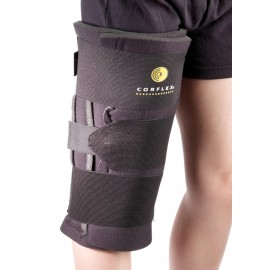 "Pediatric Compression Knee Immobilizer 6"" Length"