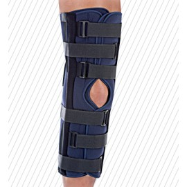 "United Ortho® Tri-Panel Knee Immobilizer 12"" Length"