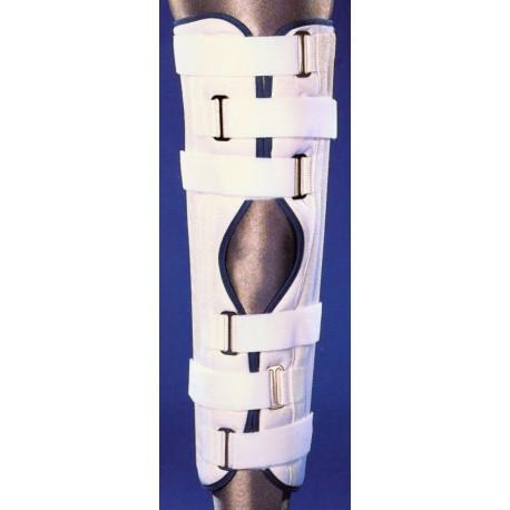"United Ortho® Tri-Panel Knee Immobilizer 14"" Length"