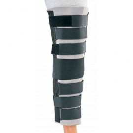 "Procare® Universal Foam Knee with Loop Lock Closure 14"" Length"